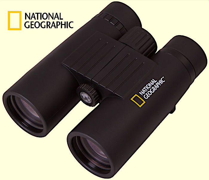 Bresser National Geographic Бинокль WP 8x42